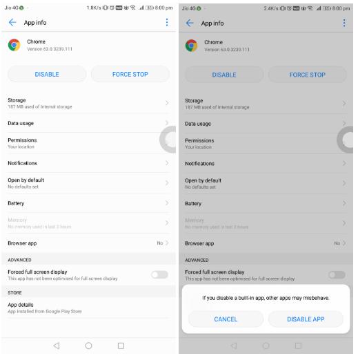 Ẩn ứng dụng trên Android không cần tải App bằng Stock Launcher (1)