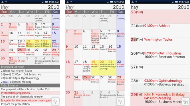 14 ứng dụng lịch miễn phí cho Android giúp bạn quản lý thời gian tốt hơn