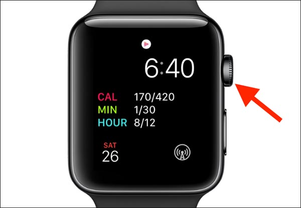 Cách kiểm tra imei Apple Watch