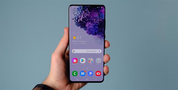 Samsung Galaxy S20 có thể chụp ảnh màn hình bằng nhiều cách khác nhau
