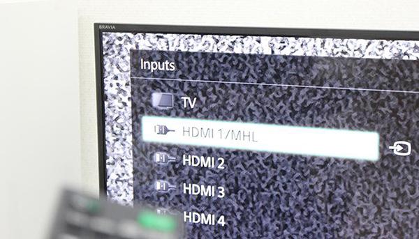 Lỗi tivi không nhận âm thanh, hình ảnh từ laptop (3)