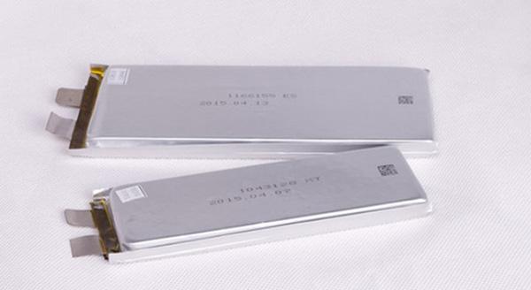 Pin Li-po (Lithium polymer)