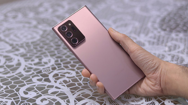 Giá bán Galaxy Note 21 Ultra