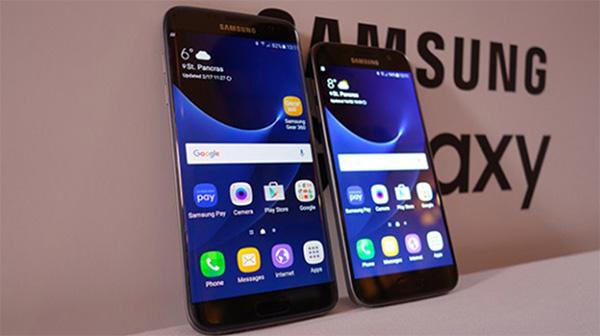 Samsung Galaxy S7 và S7 Edge